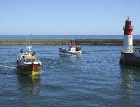 le port de pêche de Guilvinec