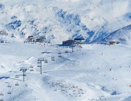 Station de ski paradiski